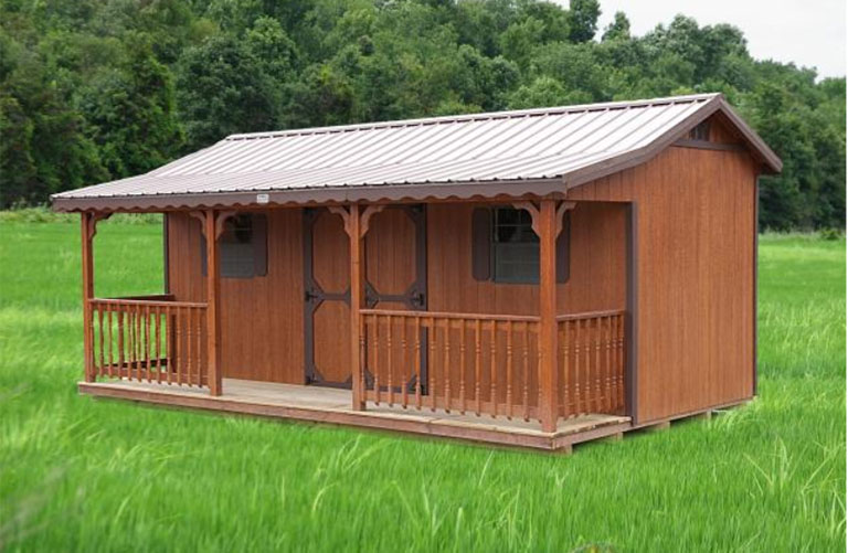 Country Wood Carports : Storage buildings sheds barns zanesville oh