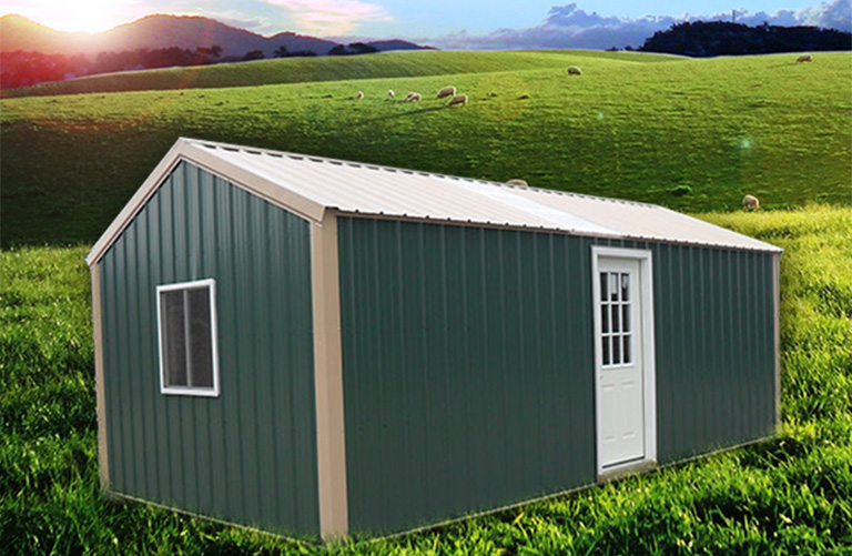 Craftsman style woodworking plans storage shed zanesville for Craftsman style storage sheds