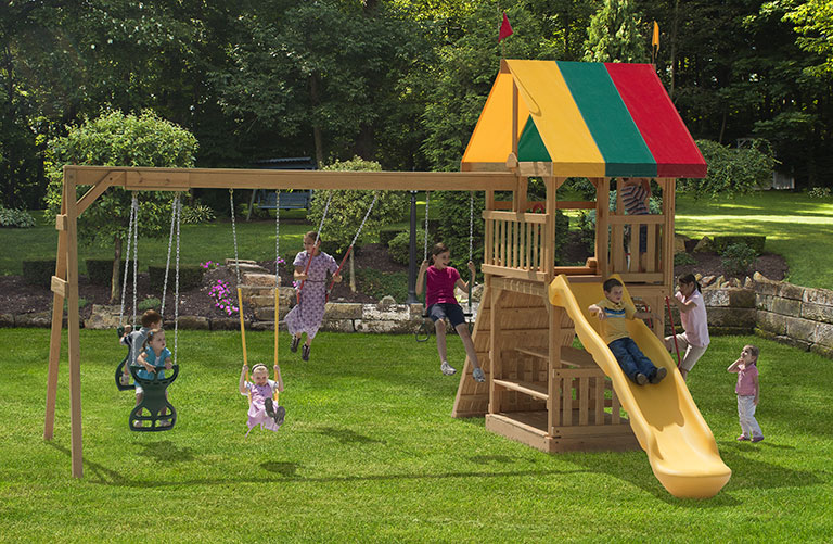 Swing sets play sets outdoor furniture zanesville oh for Outdoor furniture zanesville ohio